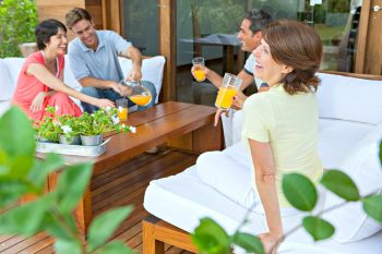 7 Ways to Revamp Your Outdoor Spaces! #tips