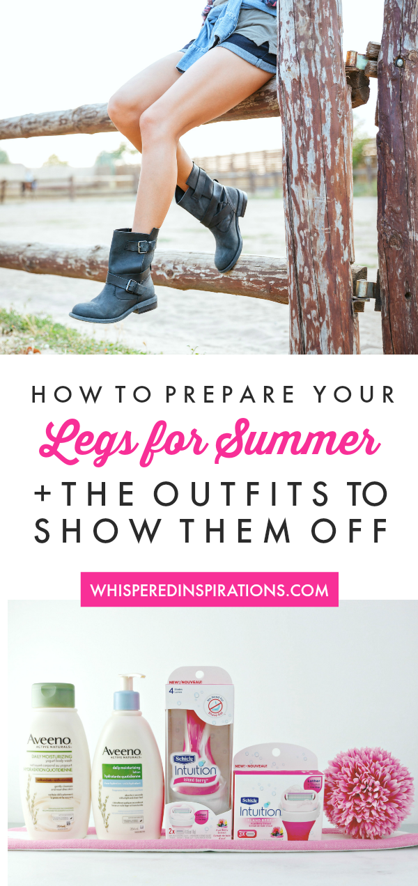 Love Your Legs: How to Prepare Your Legs for Summer & the Outfits to Show Them Off!