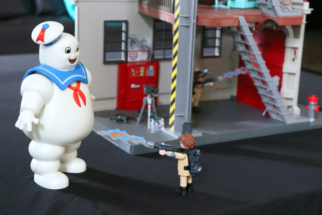 PLAYMOBIL Ghostbusters Play Sets + Giveaway!