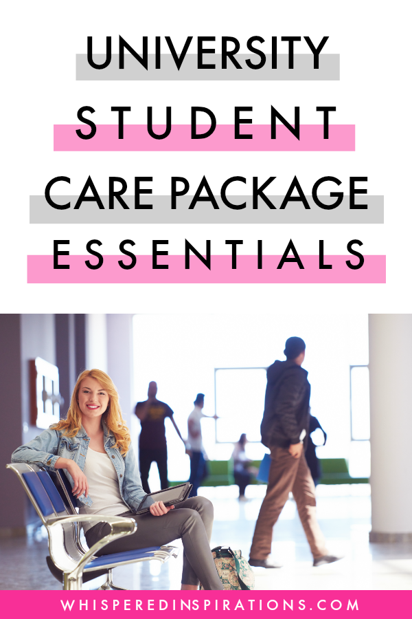 University Student Care Package Essentials for Your Kids!