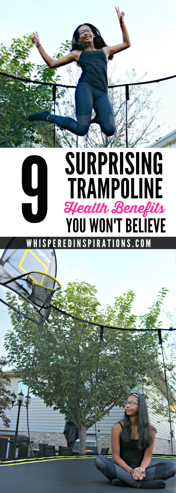 9 Surprising Trampoline Health Benefits You Won't Believe!