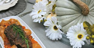 Make Thanksgiving Dinner for 6 for Under $50 at Walmart! #SaveMoneyEatBetter