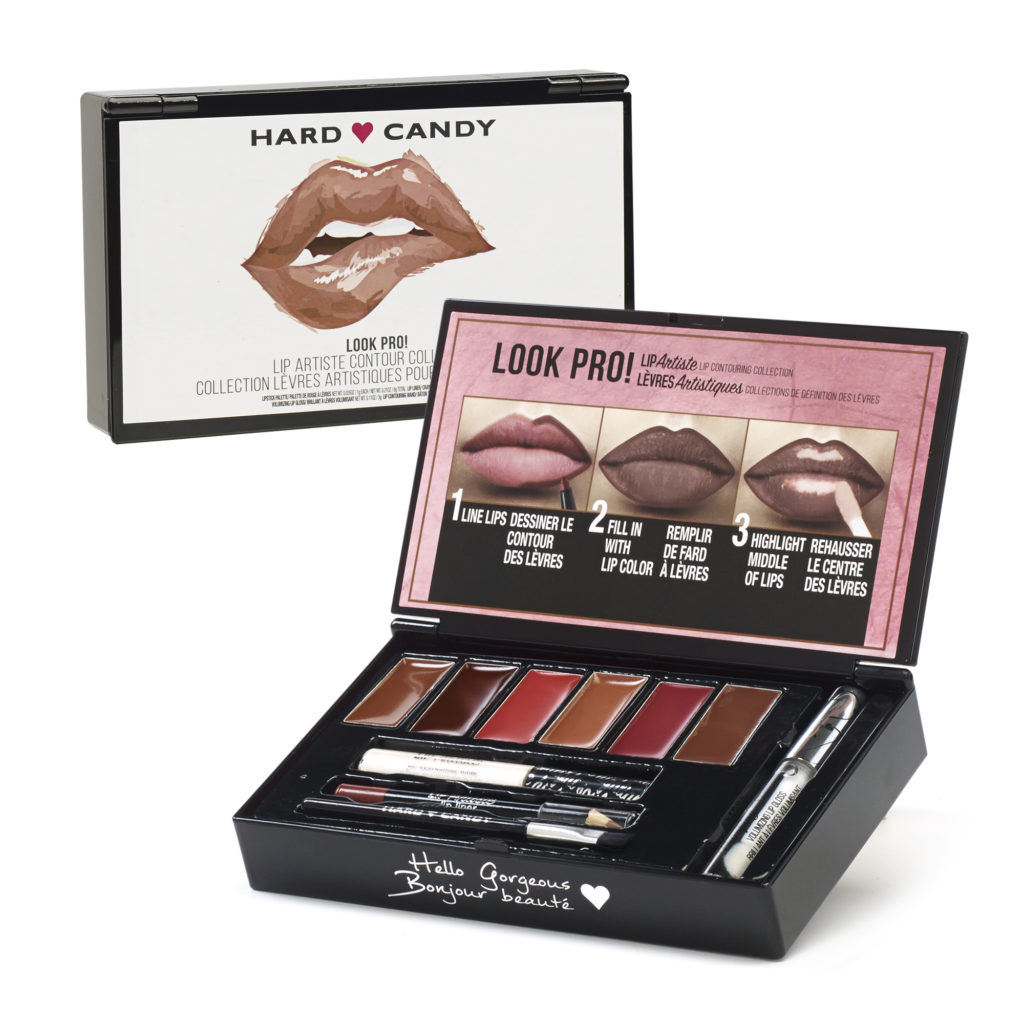 Hard Candy Look Pro Lip Contour Collection