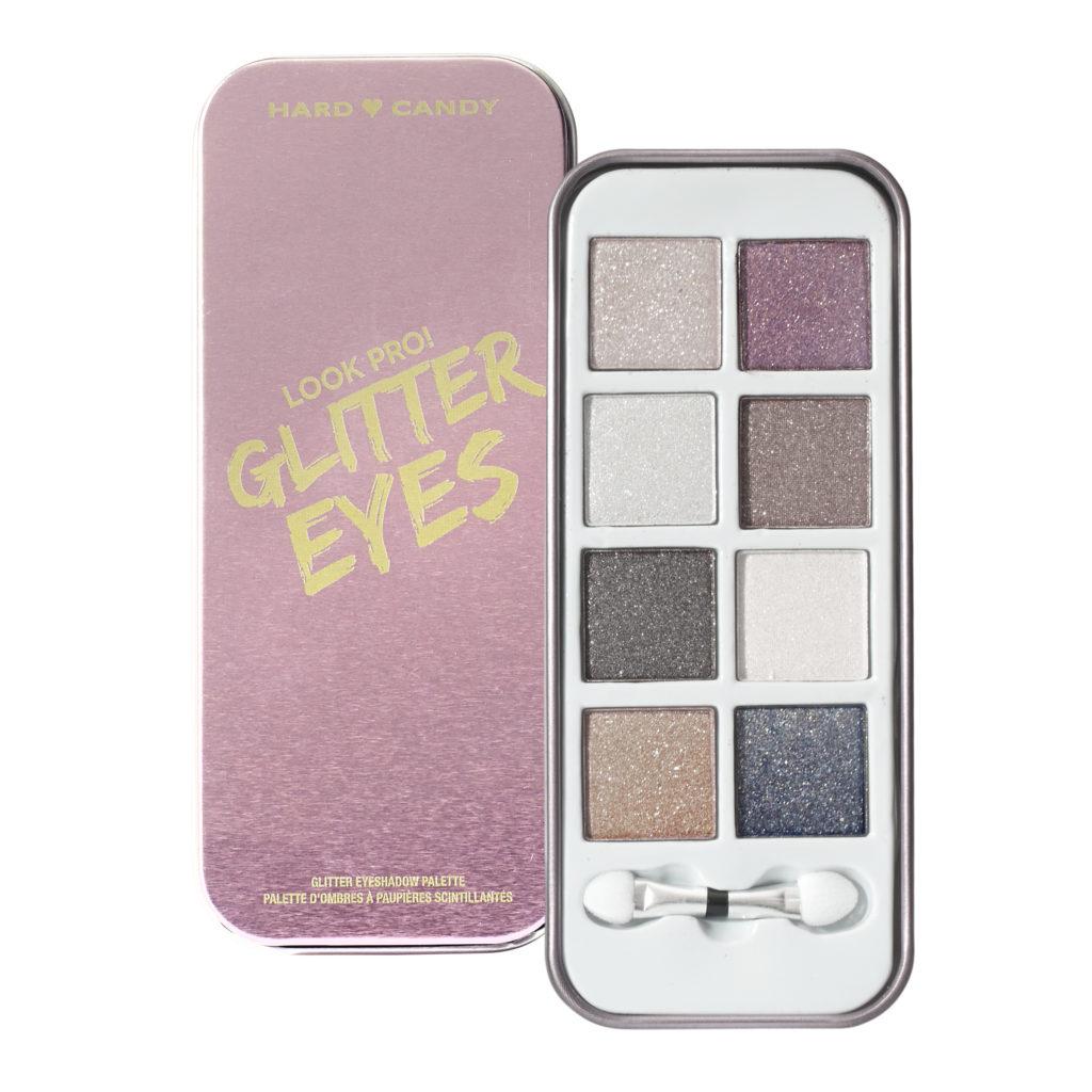 Hard Candy Look Pro! Tin Mini Eyeshadow Palettes