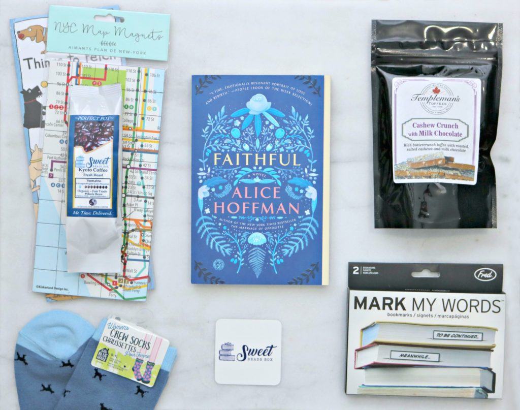 Enjoy Me Time with a Sweet Reads Box Every Month+ Giveaway!