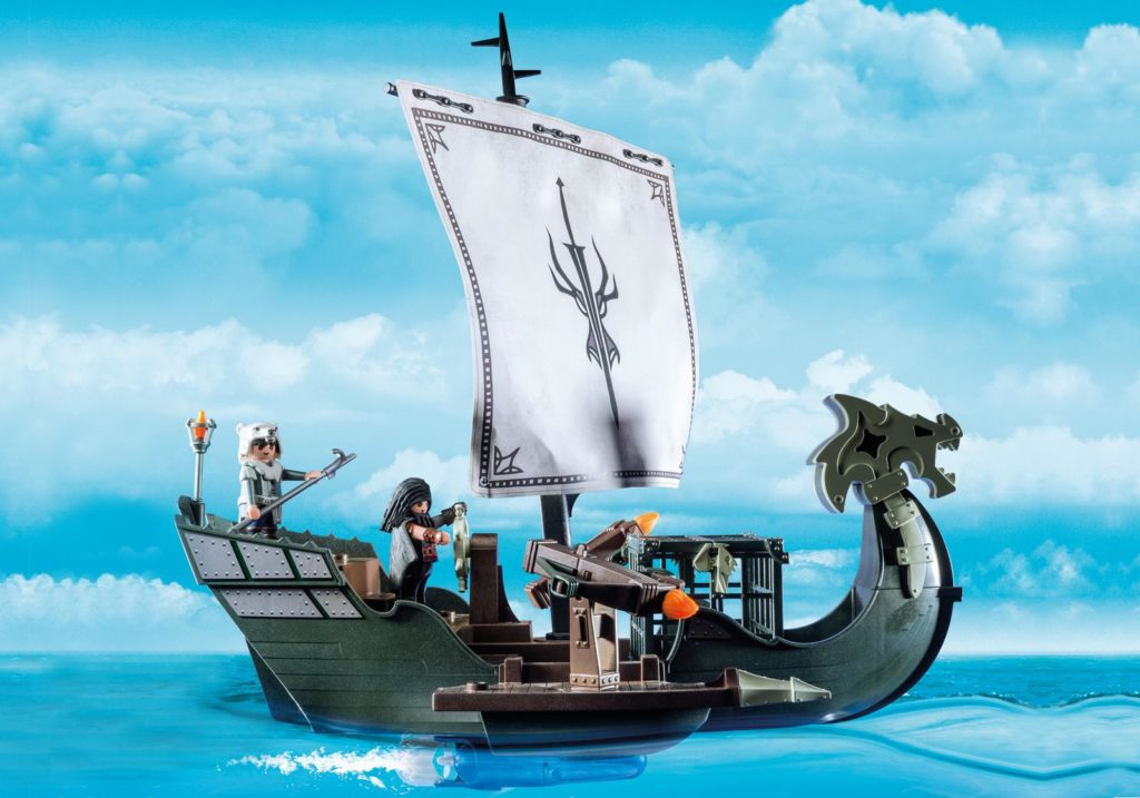 PLAYMOBIL Drago's Ship + Giveaway!