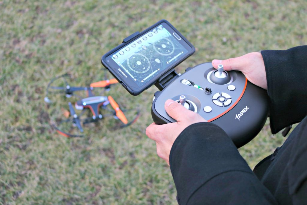 Apex Warhawk Drone Makes the Perfect Gift for Everyone!