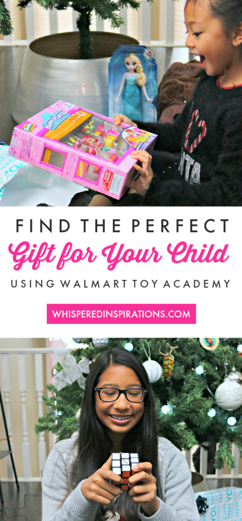 Find the Perfect Gift with the Walmart Toy Academy!
