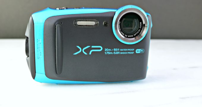 9 Reasons Why You'll Love the Fuji FinePix XP 120 Camera + Giveaway!