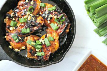 Scrumptious Boneless Thai-Glazed Chicken Thighs Recipe!