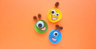 Step-by-Step Paper Monsters Craft for Kids