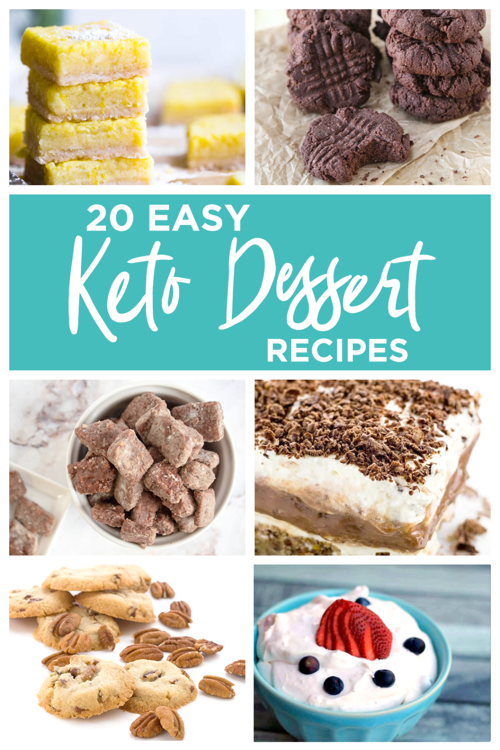 If you are health conscious, you've probably tried or are currently trying the ketogenic diet (keto diet) and love it. Try these easy keto dessert recipes! #ketorecipes #ketodiet #ketofriendly