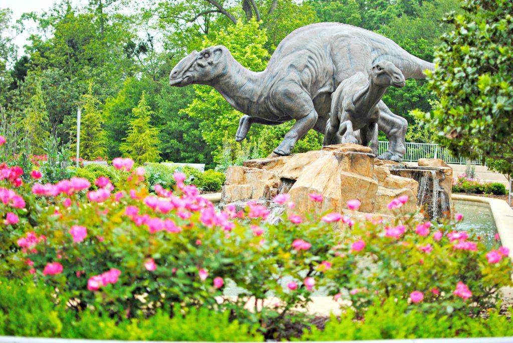 The outside of the Fernbank Museum in Atlanta, Georgia.