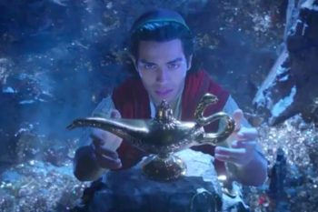 Official NEW Aladdin Teaser Trailer from Disney is Here