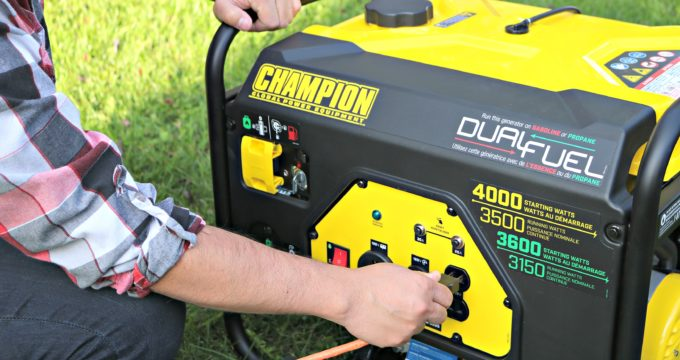 How to Choose the Best Generator for Your Home + Giveaway