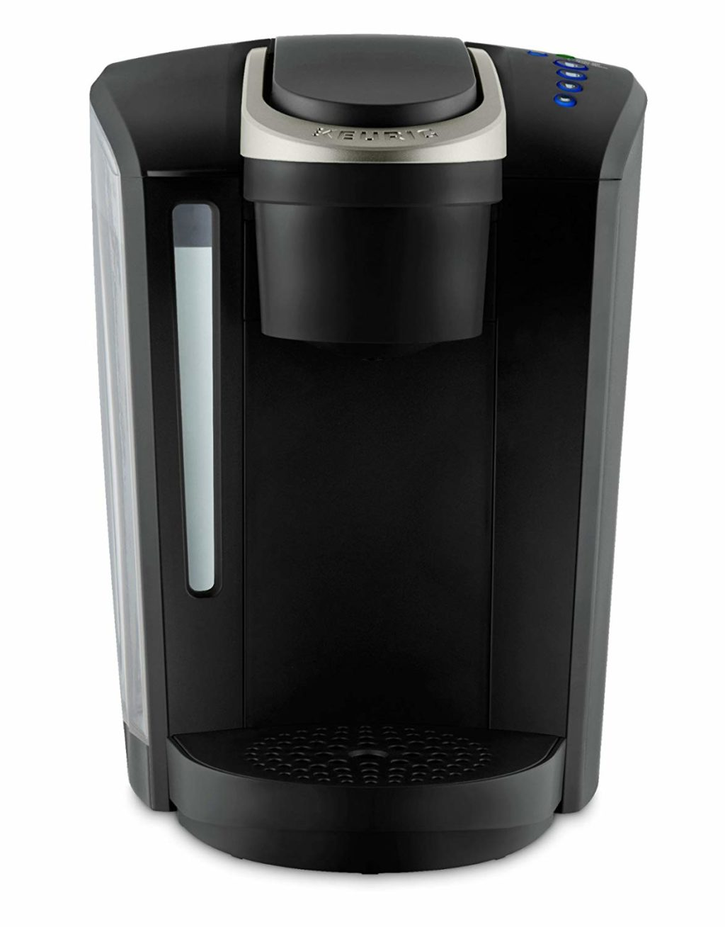 The Keurig K-Select Coffee Maker in matte black.