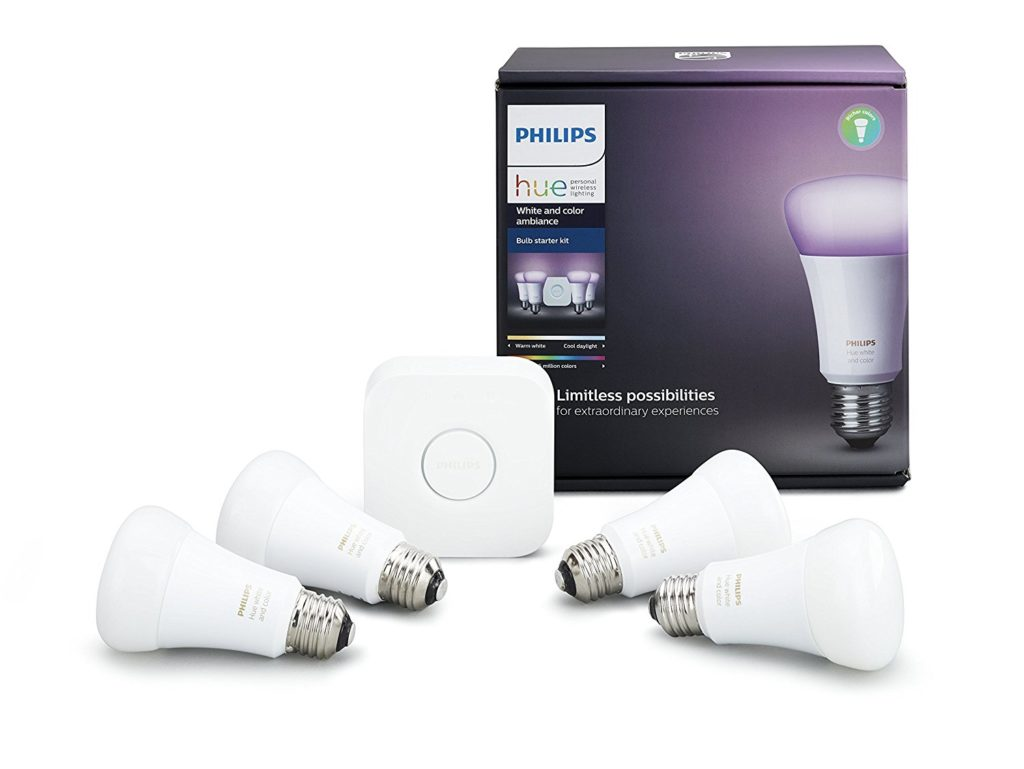 The Philips Hue Starter Kit