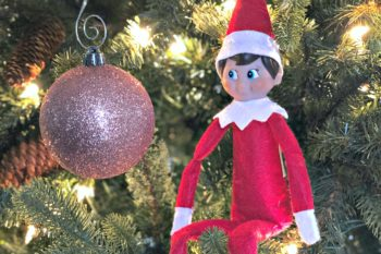The Best Elf on the Shelf Ideas + Giveaway