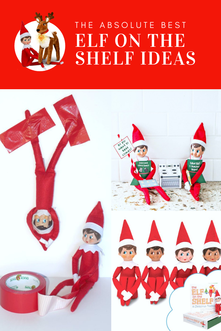 If you are looking to add a Christmas tradition to your family, consider Elf on the Shelf. Check out these Best Elf on the Shelf IdeasI #tips #ElfOnTheShelf