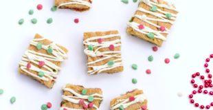 The Best Christmas Blondies Recipe