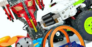 How to Get Your Kids Excited About Robotics + Giveaway
