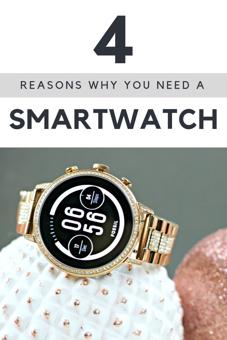 Tech, I love it. Especially smartwatches! They can do amazing things. Read on for the 4 reasons you need a smartwatch like this Fossil Gen 4 Venture HR. #tech #FossilStyle #tech #techtips #BestBuy