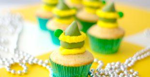 Buddy the Elf Cupcakes