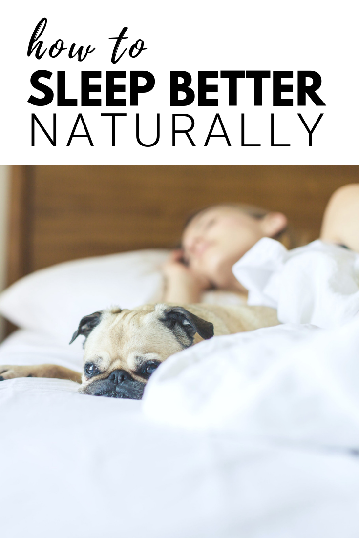 Sleep is vital for both our physical and mental well being. As an adult, you should try to get 7 to 8 hours each night. See how to sleep better naturally. #sleeptips #sleep #healthtips