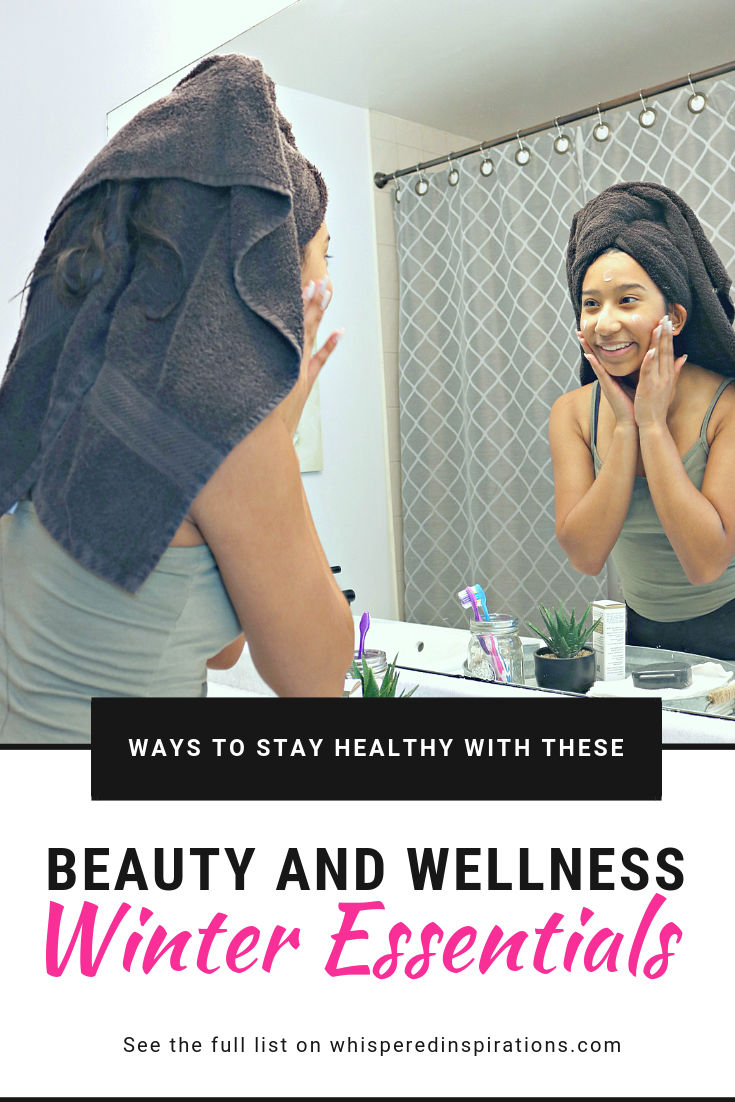 Winter is here and it can wreak havoc on your body. Try these winter wellness essentials and tips that will help you stay healthy and glowing this winter!