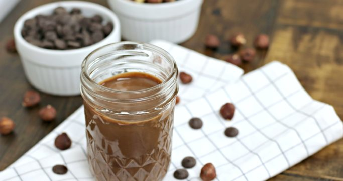 How to Make Hazelnut Spread in Minutes