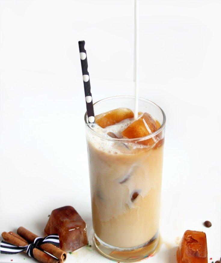 Vanilla Cinnamon Iced Coffee