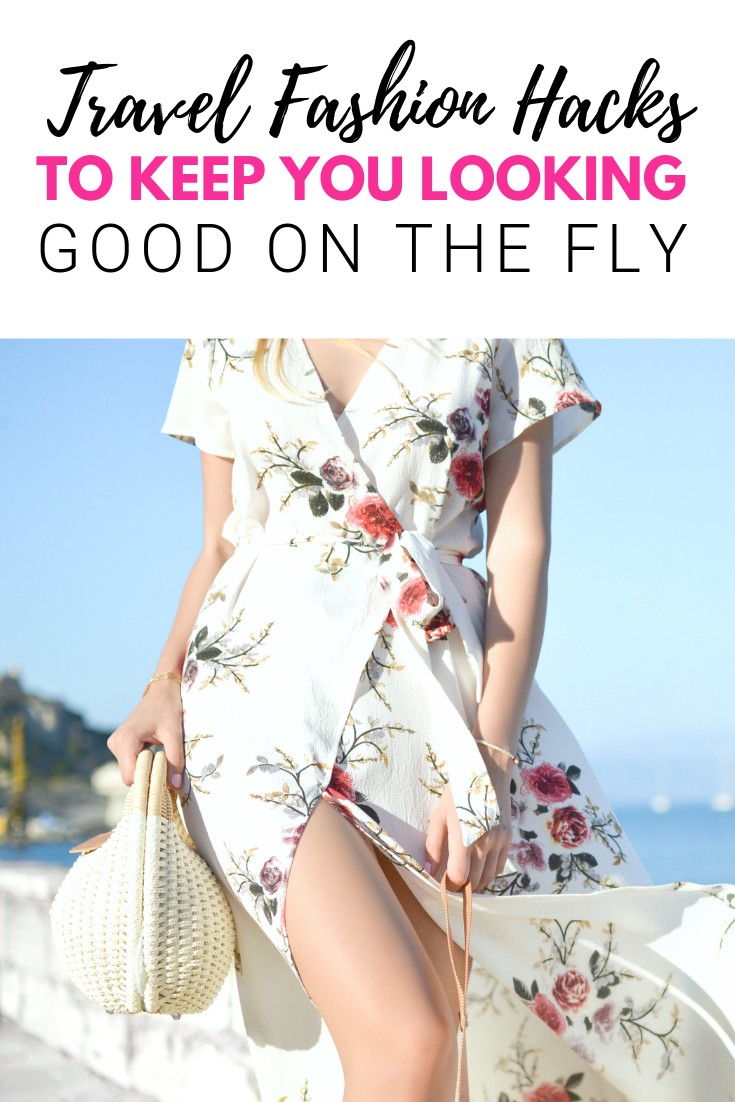 Travel is 1 of the most enriching experiences you can have. Packing for a trip? Not so much. Here's some Travel Fashion Hacks To Keep You Looking Good. #fashion #fashiontips #tips