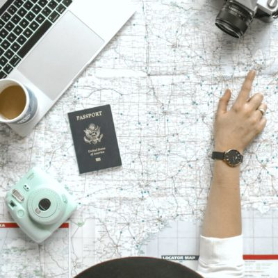 While traveling can be glamourous, the in between can be a drag. Jet lag, dirty clothes, and more. Here's how to make things better! #traveltips