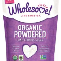 Wholesome Sweeteners Organic Powdered Confectioners Sugar