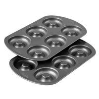 Wilton Non-Stick 6-Cavity Donut Baking Pans