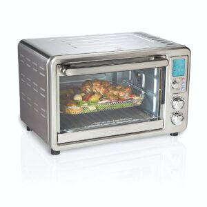 Hamilton Beach-Oven-Air Fryer