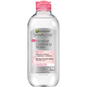 Garnier SkinActive Micellar water for an amazing addition to your skin care.