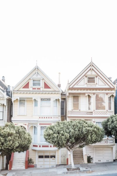 Townhouses that are older but, really beautiful. This article covers how to improve your home's curb appeal.